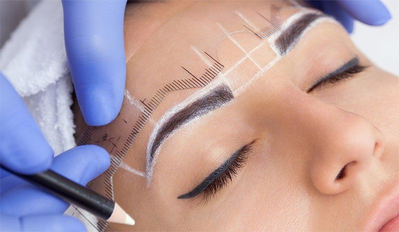 Different Eyebrow Artistry Options